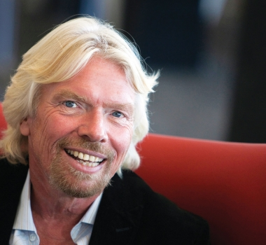 How to use LinkedIn's publishing platform to build a personal brand like Richard Branson